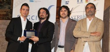 Et In terra Pax awarded with a Special Prize at the Italian Nastri D'Argento.