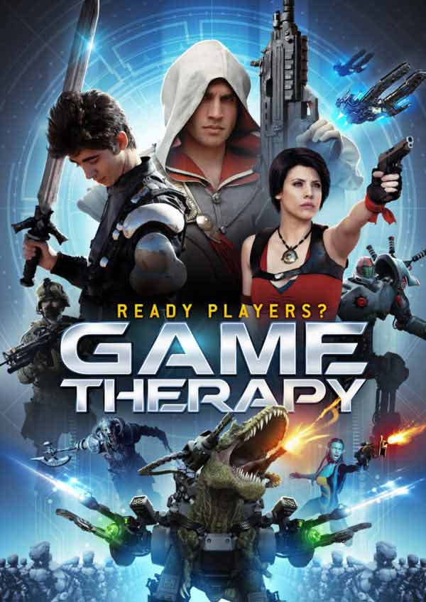bbe829a260 Game Therapy USA dvd release… – Ellipsis Media International