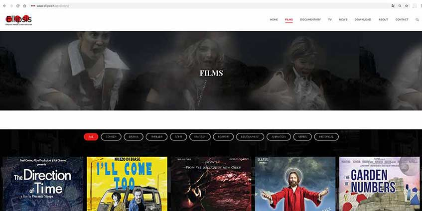 Ellipsis new website
